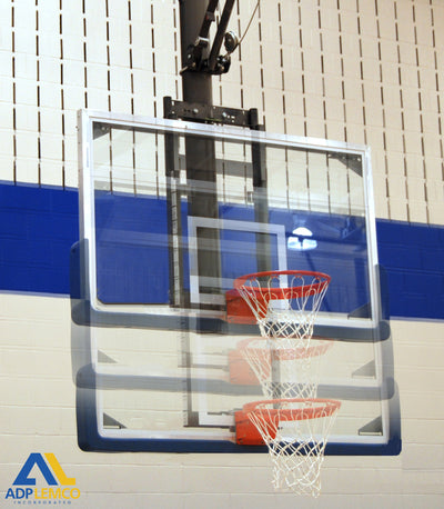 ADP Electric Basketball Backboard Height Adjuster, Dual Post
