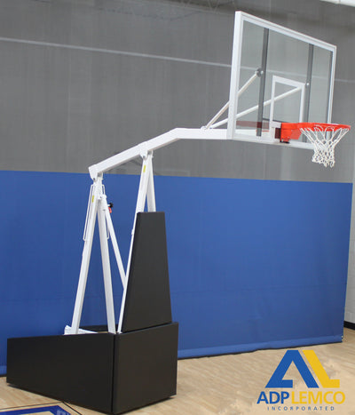 ADP Hoopmaster Recreational Portable Basketball Backstop P