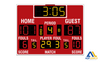 ADP Single-Sided Basketball Scoreboard BB-2103