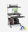 ADP Alekto Compact Sit & Stand Workstation P