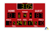 ADP Single-Sided Basketball Scoreboard BB-2123