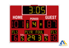ADP Single-Sided Basketball Scoreboard  BB-2153