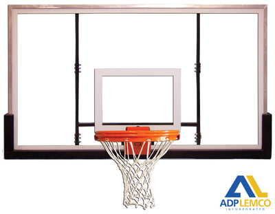 ADP Outdoor Recreational Glass Basketball Backboard P