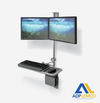 ADP Economy Wall Mount Workstation P