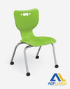 ADP HIERARCHY 4-LEG CASTER CHAIR P