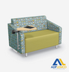ADP KIDS LOUNGE SOFT SEATING: DOUBLE P