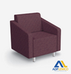 ADP KIDS LOUNGE SOFT SEATING: SINGLE P