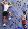 ADP Magna® Relief Feature™ Climbing Wall