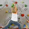 ADP Relief-Feature™ Climbing Wall