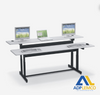ADP Split Level Adjustable Workstations