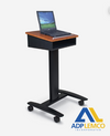 ADP LUMINA MOBILE PODIUM & SPEAKER STAND P