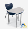 ADP Shapes Harmony Configurable Student Desk P