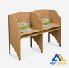 ADP Floor Carrel & Add-A-Carrel Privacy Carrels