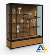 ADP Elite Freestanding Display Case P