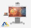 ADP ELEVATION INTERACTIVE WHITEBOARD CART