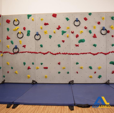 ADP Ultimate Traverse Wall® Challenge Course