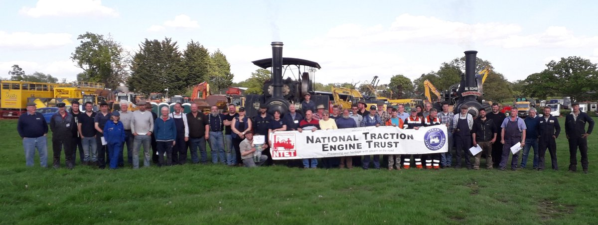The National Traction Engine Trust (NTET)