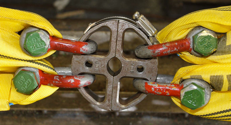 JUST HOW STRONG ARE JCS CLAMPS?