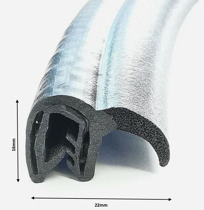 TSEC2375 Side Fin Seal (Smaller)