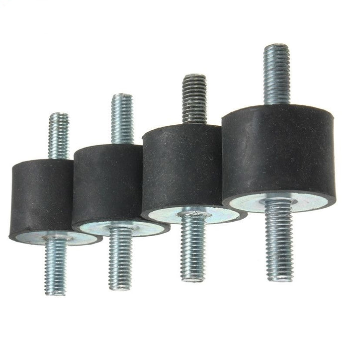 TSEC4030MM23-60G Anti-vibration Mount Male / Male M8 30mm x 40mm (PACKS of 4) - The Seal Extrusion Company LTD
