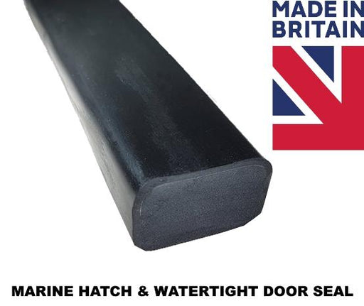Marine Hatch & Watertight Seals (10MTR COIL PRICES)