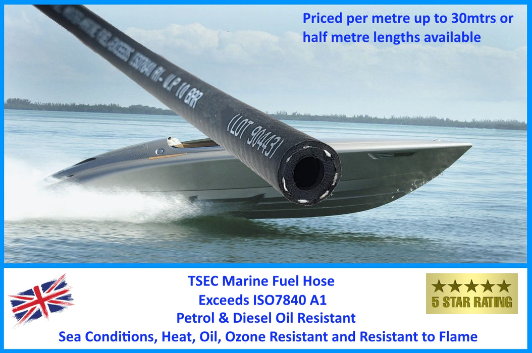 TSEC-MFH Marine Fuel Hose - The Seal Extrusion Company LTD
