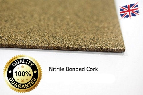 Nitrile Bonded Cork Sheet - The Seal Extrusion Company LTD