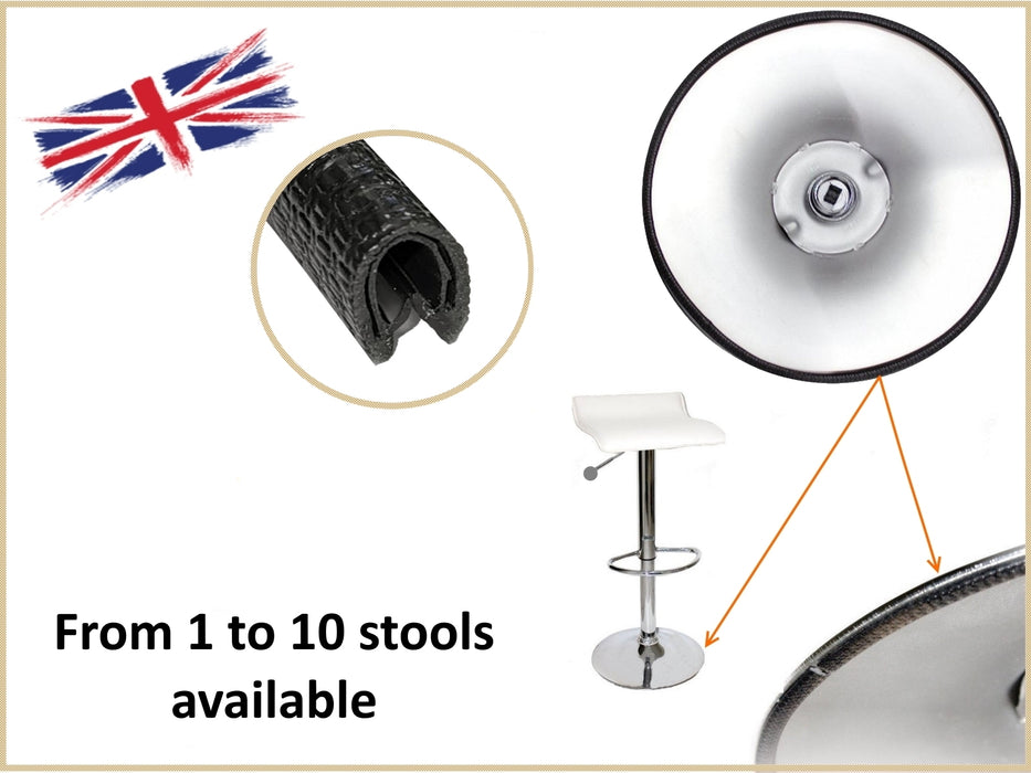 TSEC® KITCHEN BAR STOOL REPLACEMENT RUBBER - The Seal Extrusion Company LTD
