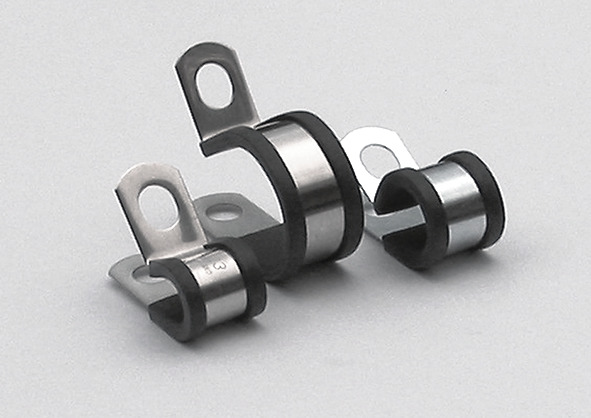 M6 P-Clip - 304 stainless steel - The Seal Extrusion Company LTD