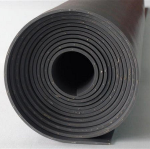 TSEC SOLID PLY REINFORCED INSERTION SIDE SKIRT NEOPRENE RUBBER STRIP (10mtr coils) - The Seal Extrusion Company LTD
