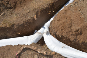 Yard Drainage Construction Services in the Northwest