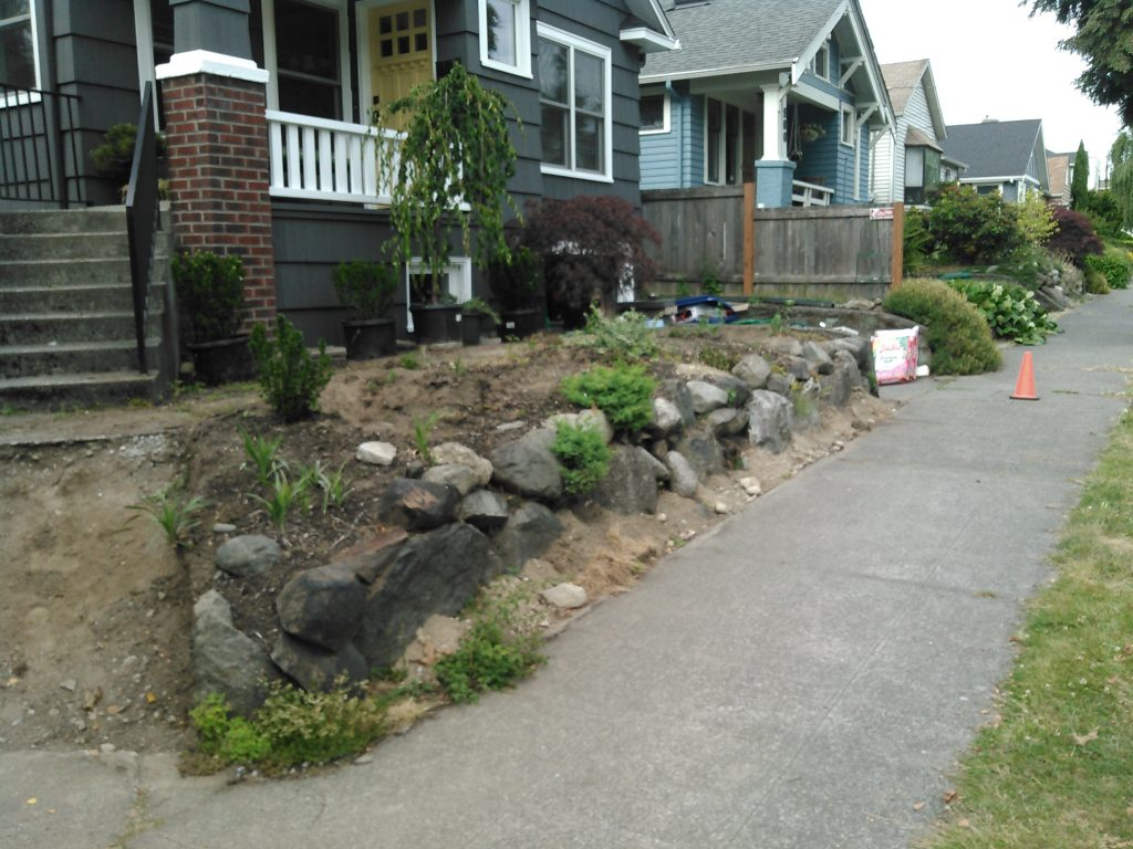 retaining wall repair services