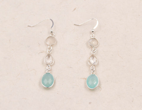 Larissa-coast earrings