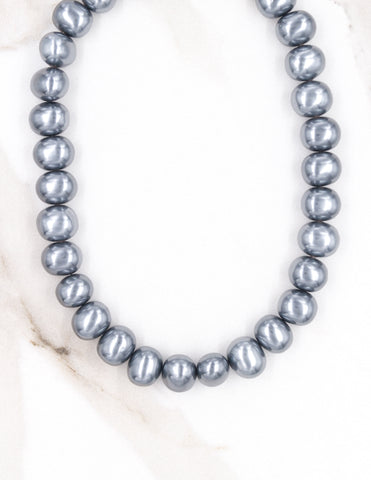 Shay - Dark Metallic Pearl