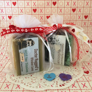 2-Bar His or Her Sweetheart Soap Set