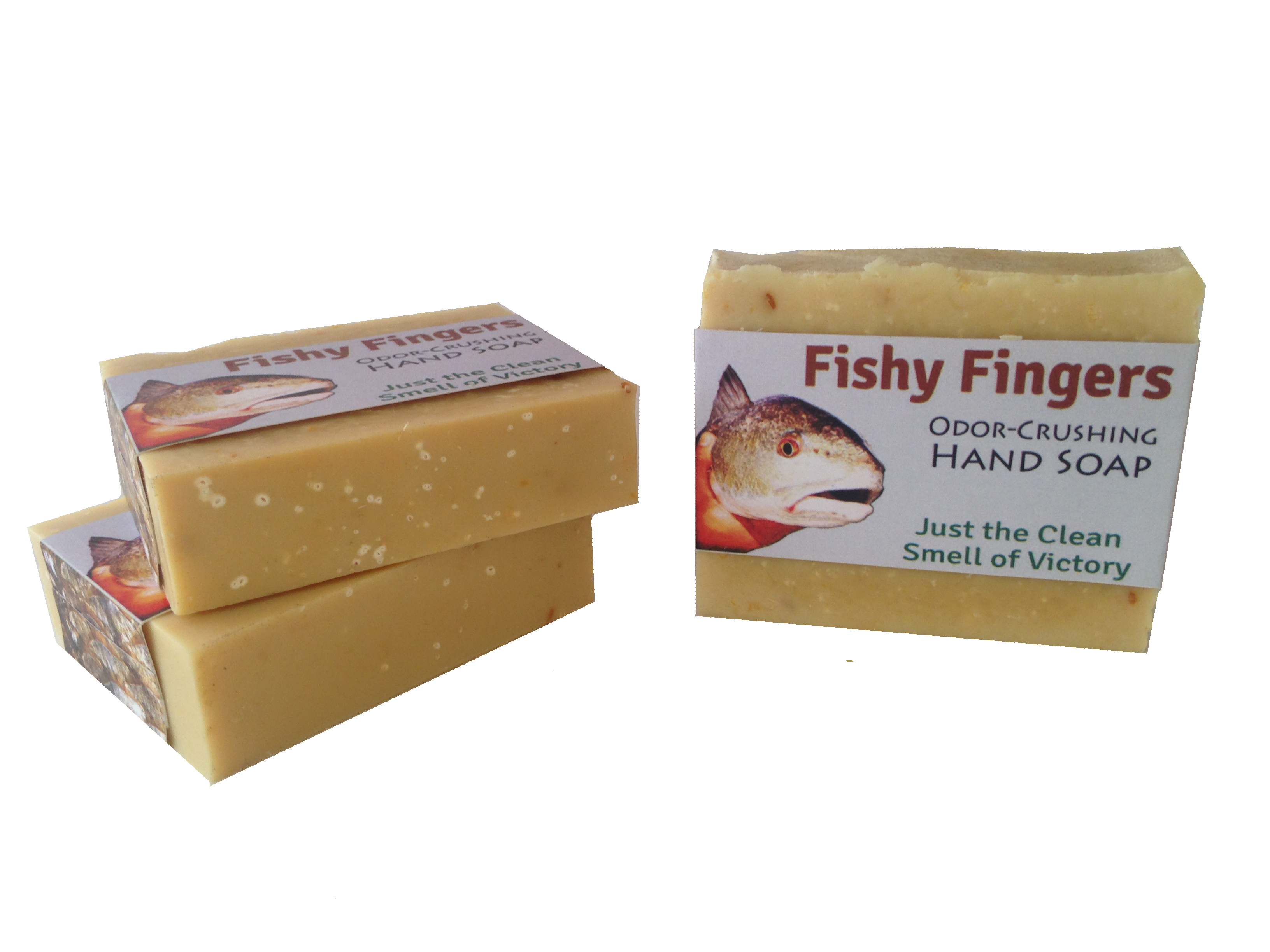 Fishy Fingers Hand Cleaner