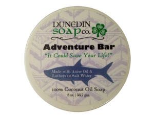 Dunedin Soap Company Adventure Bar
