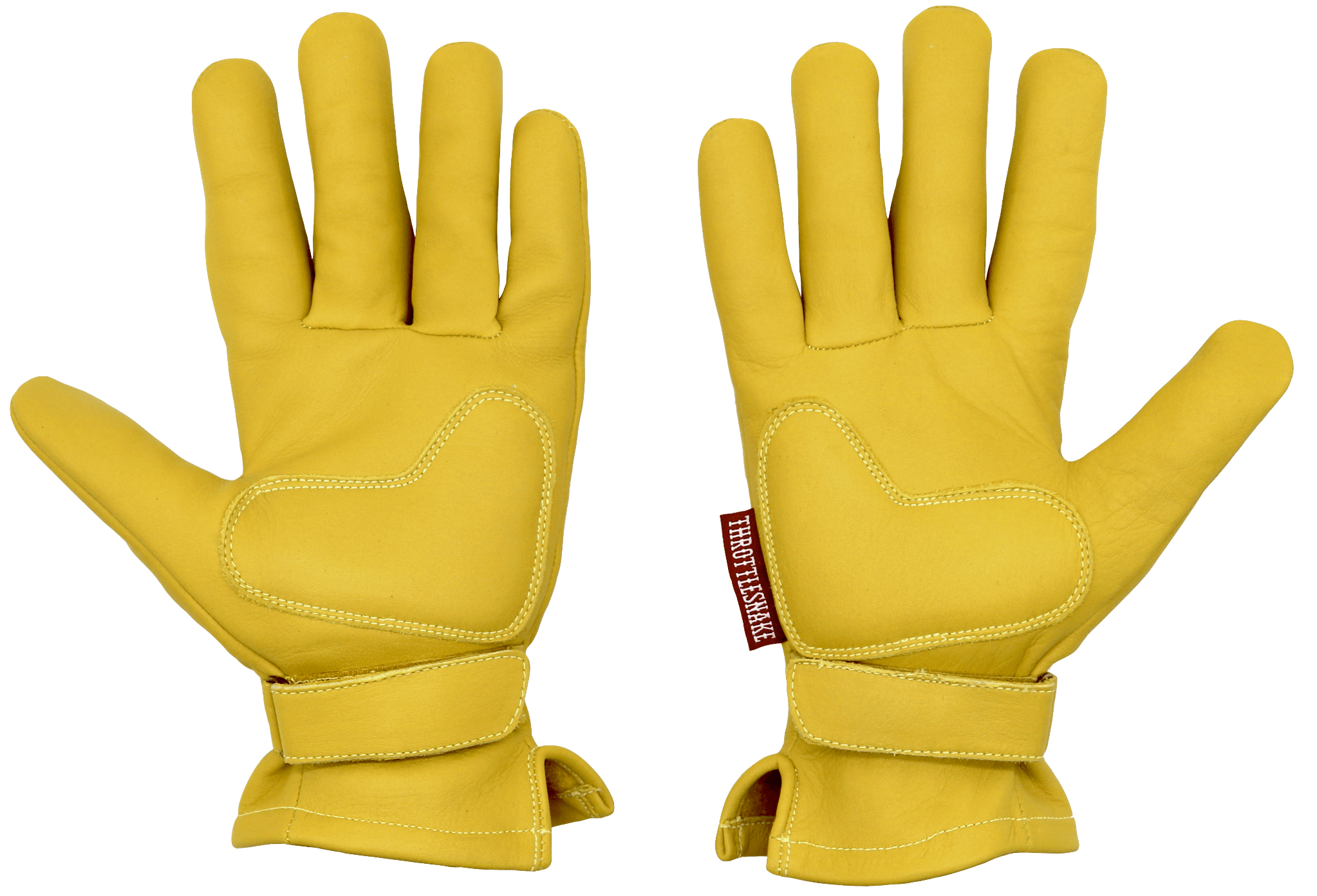 Mustard Racing Gloves † Pit Viper