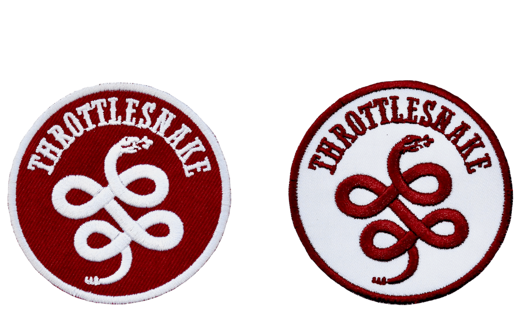 Throttlesnake Patches