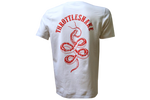 Throttlesnake T-Shirt † By Clemens Hahn - White