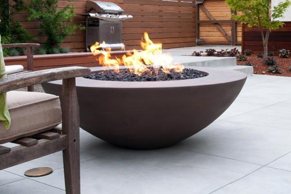 DO YOU LIVE IN RAINY AREA, AND INSTALLING A FIRE BOWL?