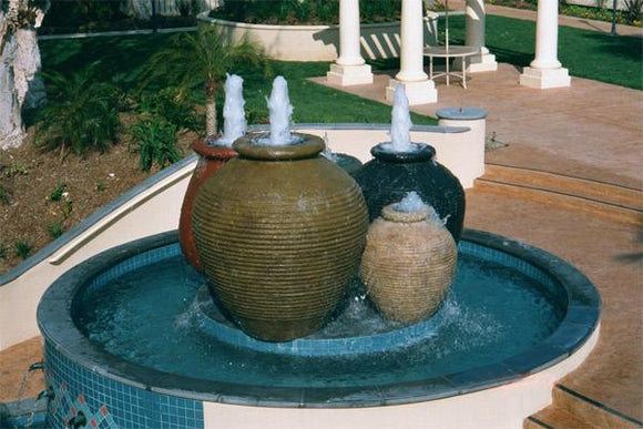 Water Features Commercial & Public