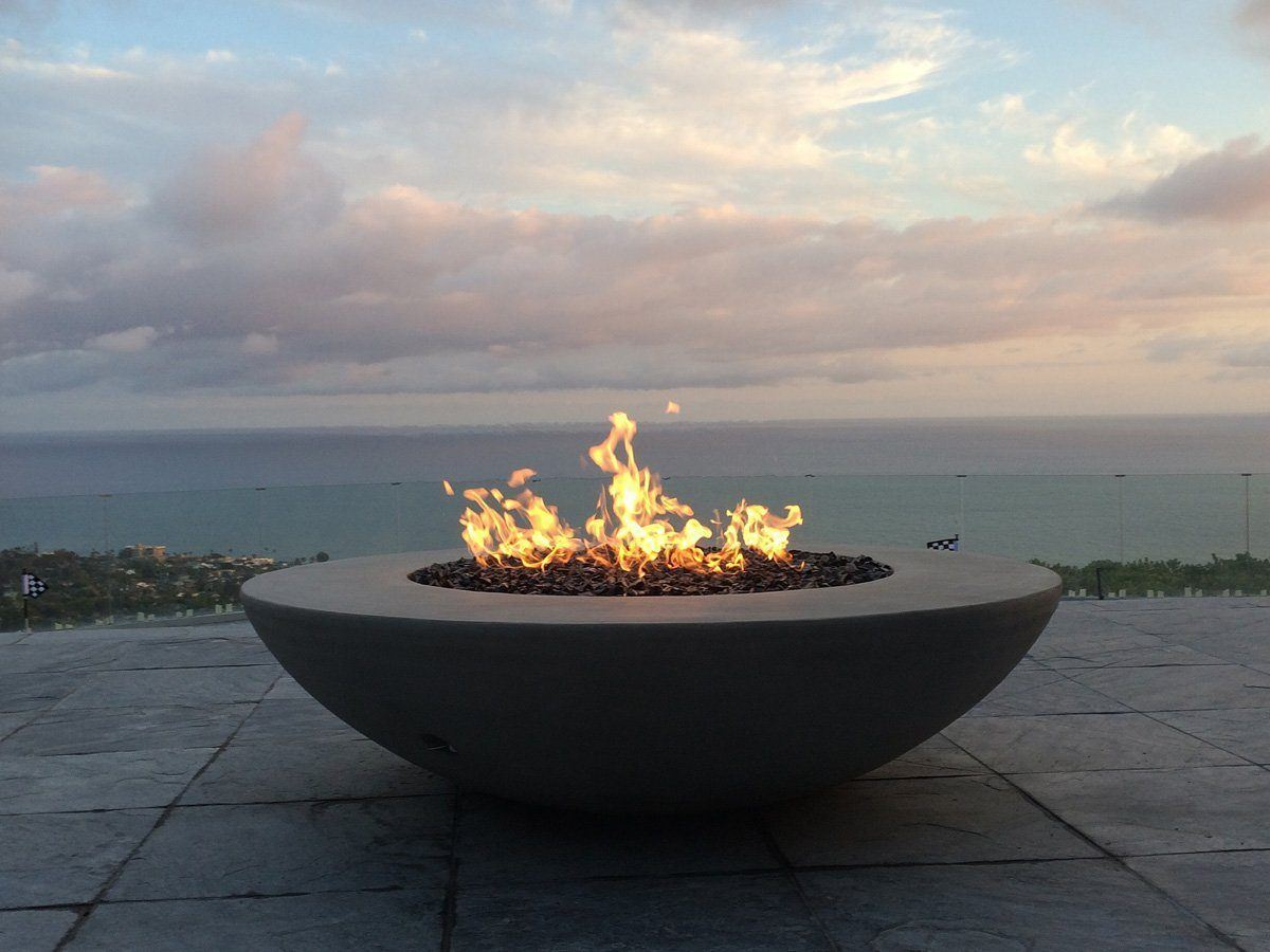 Simplicity Edge Fire Bowl