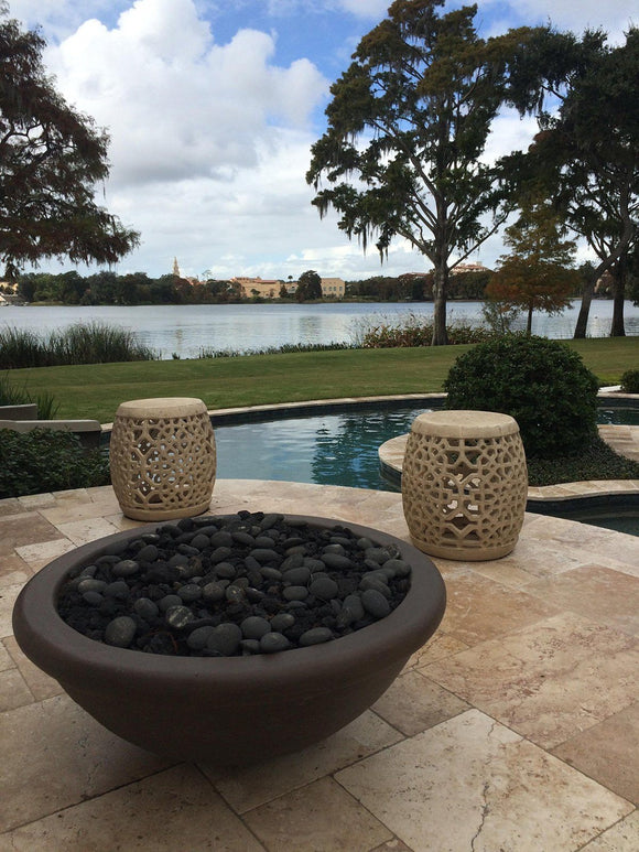 Traditional Fire Bowls
