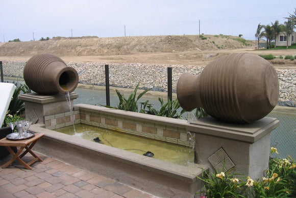 Water Features Residential