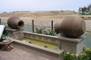 The Province Rustica Fountain Water Features Concrete Creations