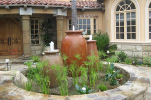 The Mediterranean Delight Water Features Concrete Creations