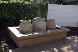 Durah Jar Oil Jars Concrete Creations