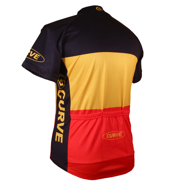Curve Team Custom Club Cycling Jersey