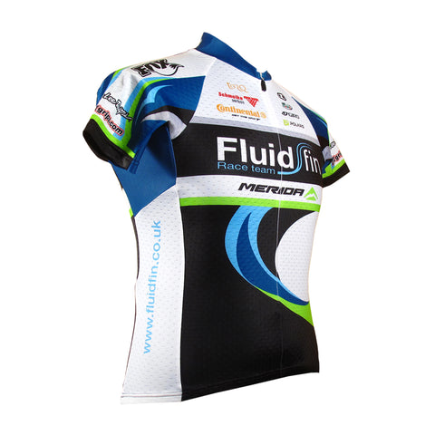 Curve CL-2 Aero Custom Cycling Jersey
